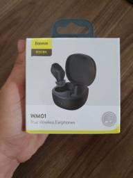 Fone ouvido Bluetooth Baseus