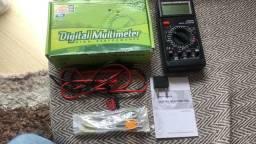 Multímetro digital high performance- Novo na caixa