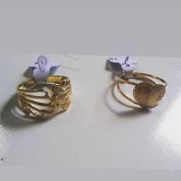 Vendo jóias folheadas a ouro