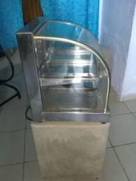 Estufa salgados