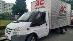 Ford Transit Baú 2011, Iveco 35s14, Master