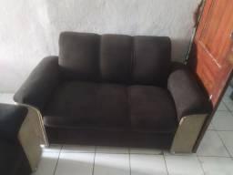 Par de sofá de 2 e 3 lugares