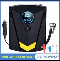 Compressor de Ar Digital Portátil