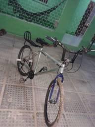 Bike toda no alumínio