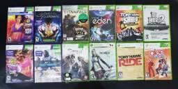 Título do anúncio: Jogos Xbox 360 - Aceito Cartão