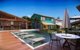 Casa Duplex com 3 suítes e 145m2 à 150 metros da praia, em Pitinga Arraial d´ajuda.