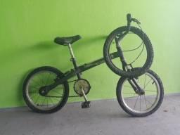 Vendo bicicleta caloi aro 16