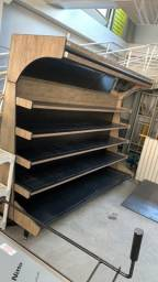 Armário para pães a pronta entrega (ALED)