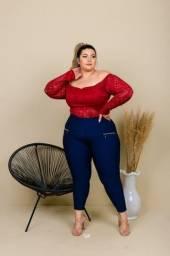 Short e blusa, saia, jeans, calça, macacão tm 46/48/50/52/54
