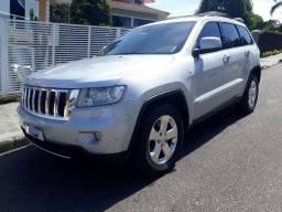 Vendo Jepp Grand Cherokee Limited 2012 4X4 Top de Linha Impecavel