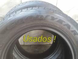 Vende-se dois pneus usados