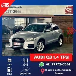 Audi Q3 1.4 TFSi Aut. 2017 - Apenas 20.700 km