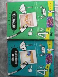 Livros Unoi Educação - 4 Ano