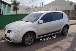 Título do anúncio: 1509 Renault Sandero Privillege 1.6 8V 2011 Completo Ac Tr
