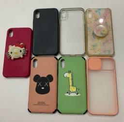 Capinhas Usada - Iphone XR