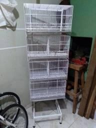 Rack (suporte), pra gaiola criadeira