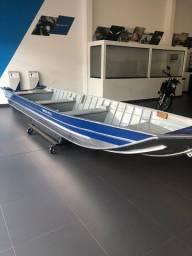 Título do anúncio: barco Orion 600 semi chato