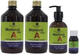 Kit Monovix Tratamento Capilar