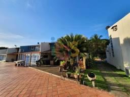 Casa Duplex com 3/4 na beira do Rio Buranhem
