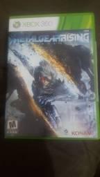Jogo original Xbox360 Metal Gear Revengeance