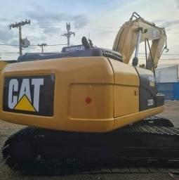 Título do anúncio: Escavadeira cat 320 2014