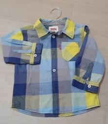 Camisa Levi's baby original