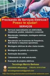 Título do anúncio: Técnico de elétrica credenciado Crea-RJ (Residencial, Predial, Comercial e Industrial)