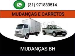 Título do anúncio: Mudanças fretes Campinas Atibaia Itatiba Jundiaí Indaiatuba Hortolândia