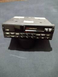Rádio original Chevrolet 1990