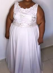 Vestido de noiva tamanho 62