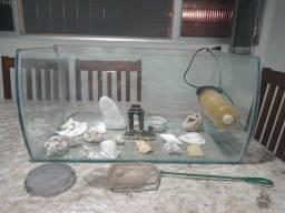 Vendo belíssimo aquário