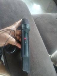 Microfone sem fio sem base