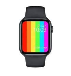 Relógio Smartwatch Iwo W46 Original 44mm - Melhor Que W26
