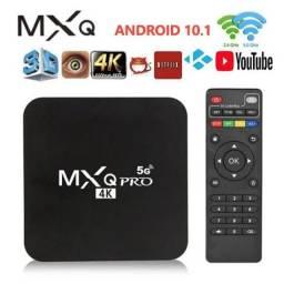 Smart Tv Box MXQ PRÓ 5G