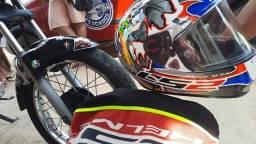 Vendo capacete ls2 FF323