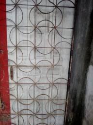 Grade de ferro de 2 metro portão de ferro
