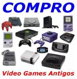 Video Games Antigos e Fitas