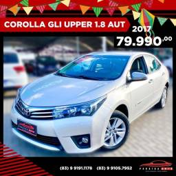 Corolla GLI Upper Aut. 1.8 CVT- 2017