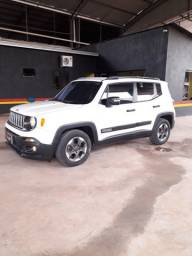 Título do anúncio: Jeep Renegade Sport 1.8 15/16 Automático km 45.214 Tel: * Alan vendedor