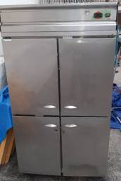Título do anúncio: Refrigerador vertical 4 portas