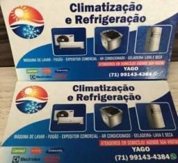 Refrigeração & Climatização