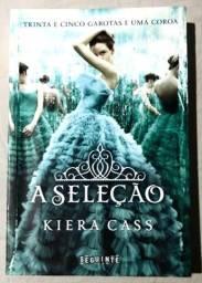 Livro: ?A Seleção? de Kiera Cass