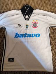 Camisa do Corinthians 1999 Retrô N° 9