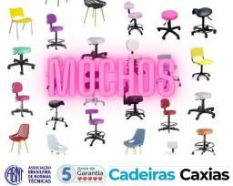 Mochos e Cadeiras para Manicure, Esteticistas....