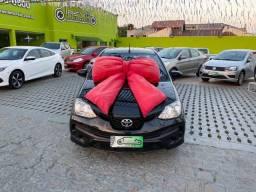 Título do anúncio: Etios Sedan 1.5 XS  Completo Unico Dono Baixa Km Imperdivel