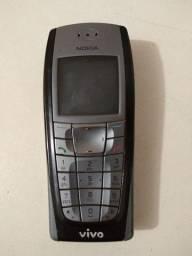 Título do anúncio: Telefone Nokia 6225