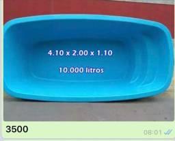Promoção avista piscina 4 metros