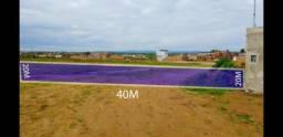 Título do anúncio: 5 terrenos 8x20 cada, no loteamento parque real próximo ao SESI.