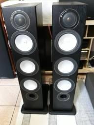 Caixas torres Monitor Áudio RX 8