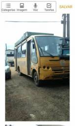 Micro onibus para motor home